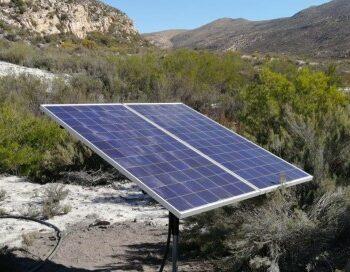solar pump cedar
